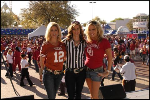 LANTANA TX OU game (credit: Mark Davis)